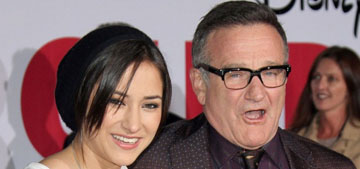 Zelda Williams on dad Robin's suicide 'we don't have an explanation'