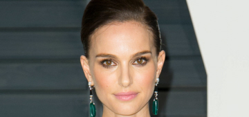 Oscar gossip: Did Natalie Portman carefully avoid 'drunk' Jennifer Aniston?