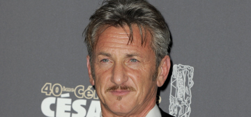 Sean Penn on studio 'punks': 'I think many actors have disgraced their craft'