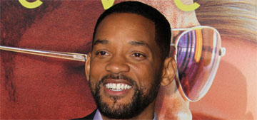 Will Smith: 'Everybody disses my kids, that's just part of the business'