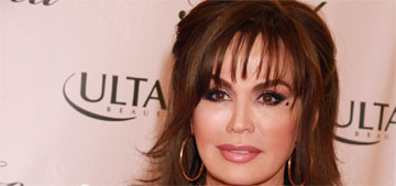 Marie Osmond on how she stays 'young-looking': genetics, attitude & water