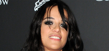 Michelle Rodriguez has interesting thoughts on minorities in superhero roles