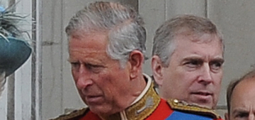 Royal boyfight: Prince Charles & Prince Andrew sort of hate each other now