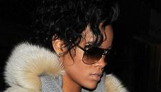Rihanna in talks to star on the big screen