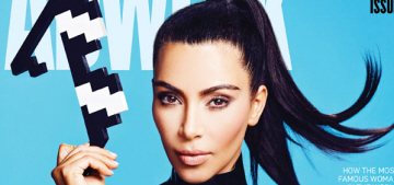Kim Kardashian covers AdWeek: 'It's not that I brand myself like I'm a celebrity'