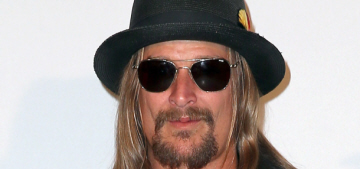 Kid Rock bought his semi-automatic 'when Obummer came into office'