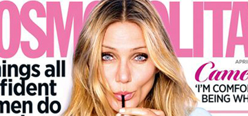 Cameron Diaz: People use social media 'to get validation from strangers'