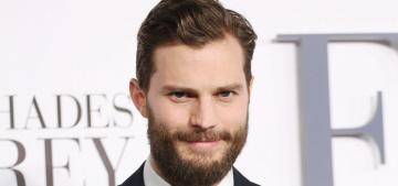 Jamie Dornan wants E.L. James to 'loosen her grip' on the 'FSOG' sequels