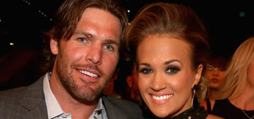 Carrie Underwood and Mike Fisher welcome son Isaiah Michael