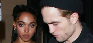Robert Pattinson 'wants to marry' FKA Twigs, he gave her a promise ring