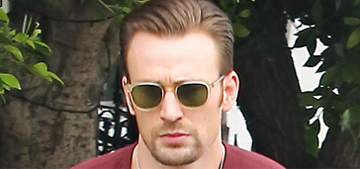 Chris Evans: The first 'Avengers' was too 'punch-punch, kick-kick'