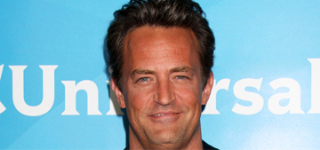 Matthew Perry admits being messy, not changing bedsheets for 3 months