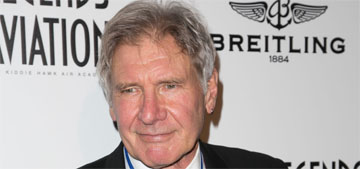 Harrison Ford in stable condition following crash landing in vintage plane