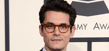 John Mayer: 'I'm not a womanizer, but I am a recovered ego addict'