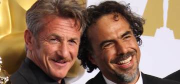 Sean Penn thinks you're 'flagrantly stupid' for being offended by his Oscar joke