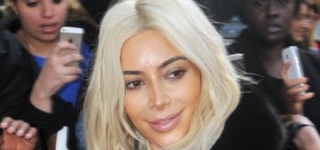 Kim Kardashian's makeup fail at Paris Fashion Week: hilarious or sad?
