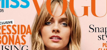 Cressida Bonas covers Miss Vogue, claims she's 'so shy – paralyzingly so'