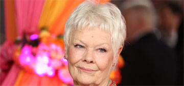 Judi Dench, 80: 'There's nothing good about being my age. I'd rather be young'