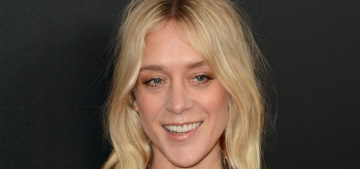 Chloe Sevigny: Angelina Jolie is a 'great movie star' & J-Law is 'too crass'