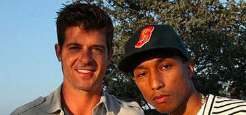 Robin Thicke & Pharrell ordered to pay $7.3 million to Marvin Gaye's family