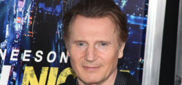 Liam Neeson thinks he has 'maybe two more years' as an older action star