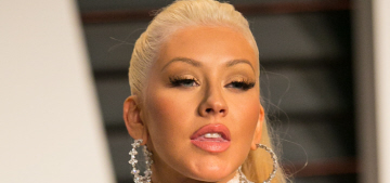 Christina Aguilera has been a total diva on the sets of 'Nashville' & 'The Voice'
