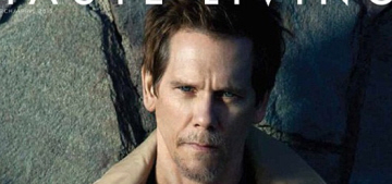 Kevin Bacon on never being Oscar-nominated: 'What am I doing wrong?'