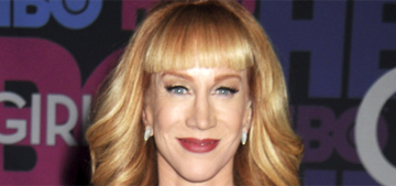 Kathy Griffin quits 'Fashion Police' after the Zendaya dreadlock fallout