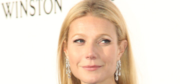 Gwyneth Paltrow in Marc Jacobs for amfAR Hong Kong party: hot or fug?