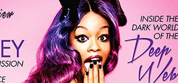 Azealia Banks hates 'fat white Americans,' disses Kayne, Lorde & Pharrell