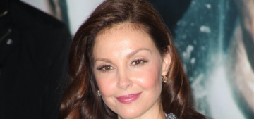 Ashley Judd will press charges against online trolls threatening her with violence