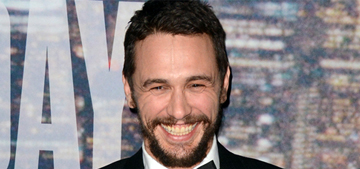 James Franco interviews himself: 'I'm gay in my art & straight in my life'