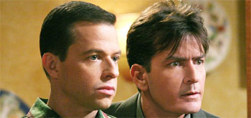 Jon Cryer on loyalty to Charlie Sheen: give an abused woman 'benefit of the doubt'
