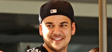 Rob Kardashian compares his sister Kim to 'the bitch from Gone Girl'