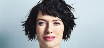 Lena Headey on her battle with depression: 'I haven't had a spell in a long time'