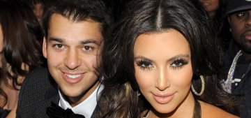 Us: Rob Kardashian 'attacked' Kim after she told him to stop being depressed