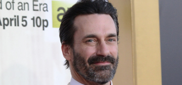People: Jon Hamm 'needs' Jennifer Westfeldt, 'he has to have that in his life'