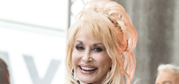 Dolly Parton, 69, 'I don't intend to ever retire. I want to work until I fall over dead'