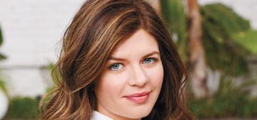 Casey Wilson 'relieved' to be expecting a boy: 'Somehow I wasn't ready for a girl'