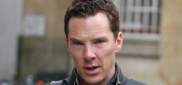 Benedict Cumberbatch recites lovely, bleak poem for Richard III's funeral