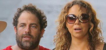 Mariah Carey & Brett Ratner might be happening: gross or makes sense?