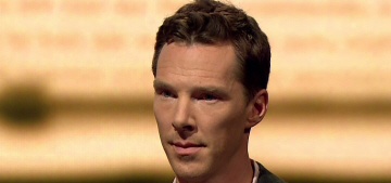 Benedict Cumberbatch on Richard III: Shakespeare took 'huge dramatic license'