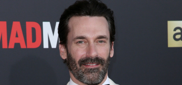 Matthew Weiner wouldn't let Jon Hamm play Nick Dunne in 'Gone Girl'