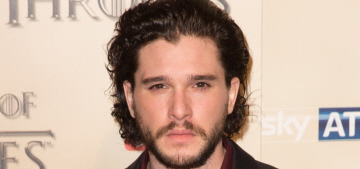 Kit Harington: 'To always be put on a pedestal as a hunk is slightly demeaning'