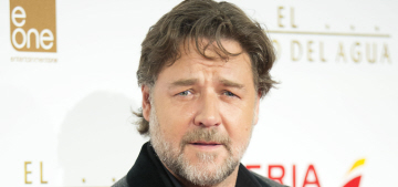 Russell Crowe still doesn't get why actresses complain about the lack of roles