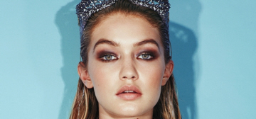 Is Gigi Hadid throwing shade at models who drop their careers for marriage?
