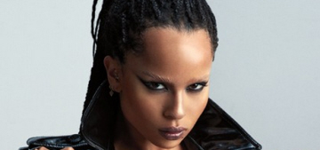 Zoe Kravitz battled bulimia & anorexia for years up until 2013-14