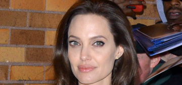 Angelina Jolie: 'By overcoming difficulties, we gain strength and maturity'