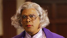 Tyler Perry defends his movies against claims of racial stereotyping
