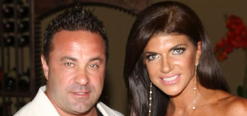 Joe Giudice on visiting Teresa in prison: we waited an hour until her hair was done